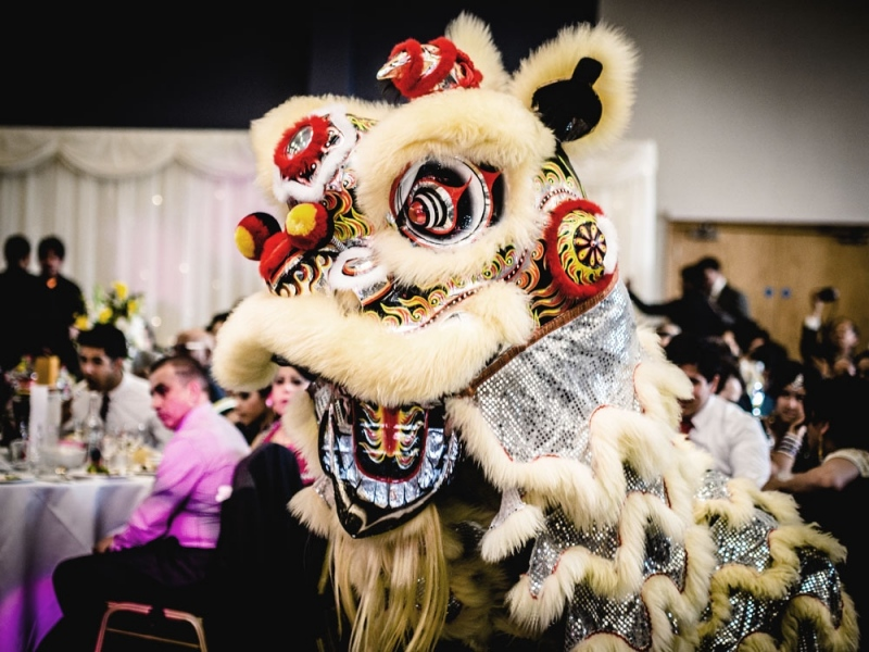 chinese-lion-wedding