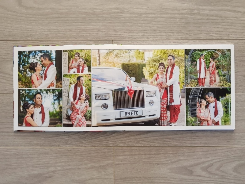 Storybook-wedding-album