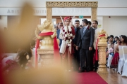 asian-groom-entrance