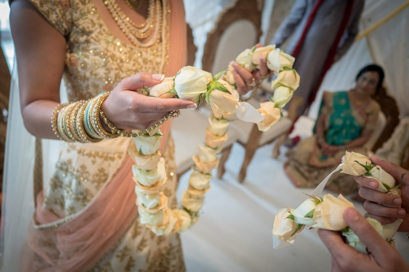 wedding-garland
